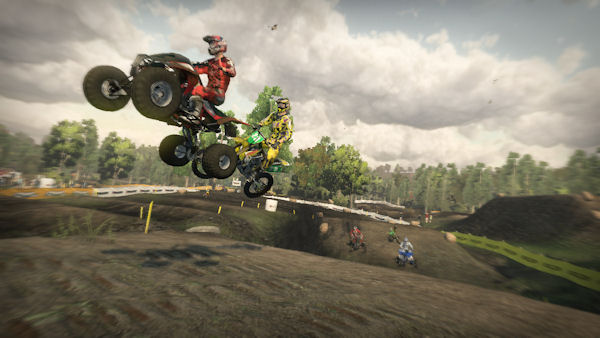 MX vs. ATV Alive screenshot 8