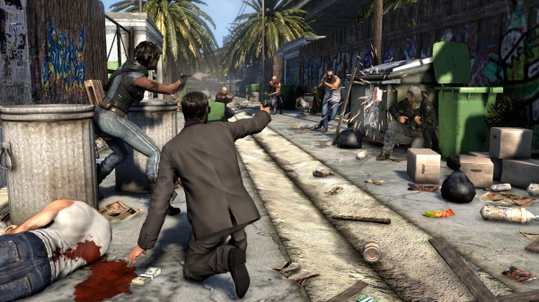 Call of Juarez: The Cartel screenshot 3