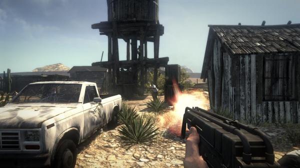 Call of Juarez: The Cartel screenshot 11