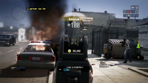 Call of Juarez: The Cartel screenshot 20