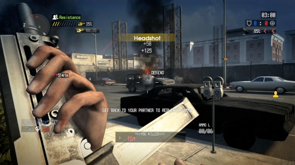 Call of Juarez: The Cartel screenshot 24