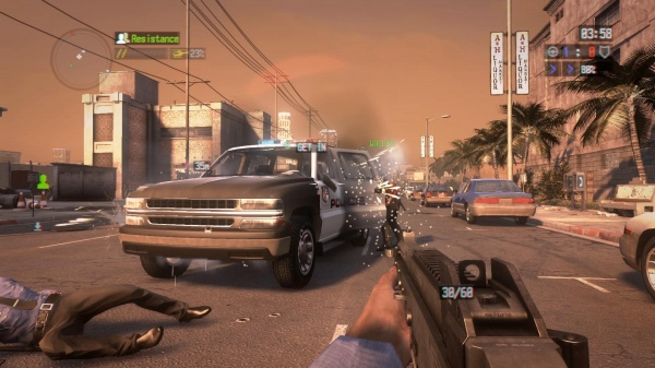 Call of Juarez: The Cartel screenshot 26