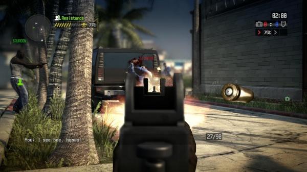 Call of Juarez: The Cartel screenshot 27
