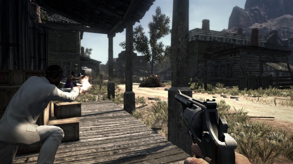 Call of Juarez: The Cartel screenshot 36