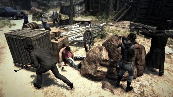 Call of Juarez: The Cartel screenshot 39
