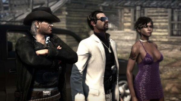 Call of Juarez: The Cartel screenshot 42