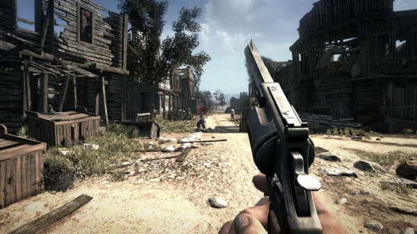 Call of Juarez: The Cartel screenshot 43