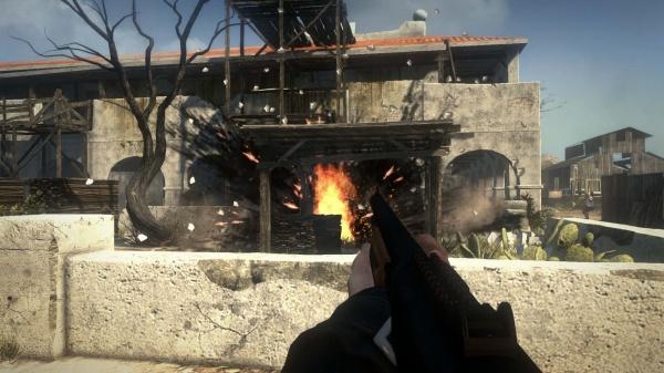Call of Juarez: The Cartel screenshot 47