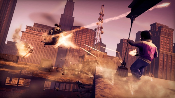 Saints Row: The Third screenshot 6