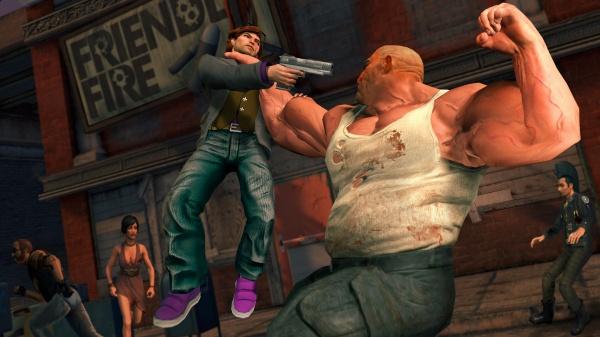 Saints Row: The Third screenshot 8