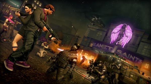 Saints Row: The Third screenshot 10