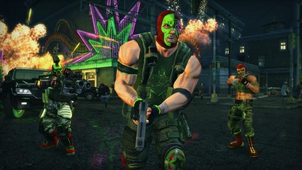 Saints Row: The Third screenshot 15