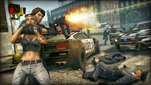 Saints Row: The Third screenshot 16