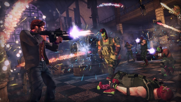Saints Row: The Third screenshot 20