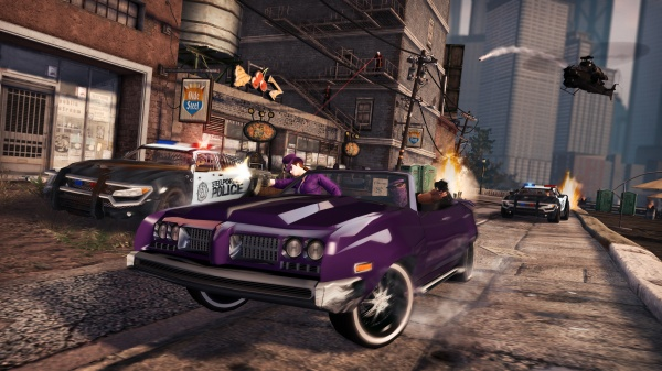 Saints Row: The Third screenshot 28