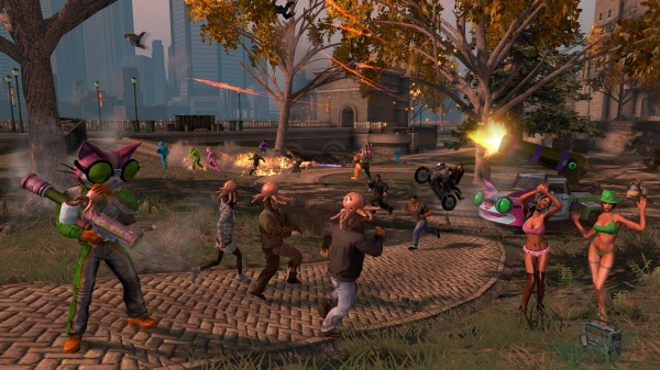 Saints Row: The Third screenshot 31