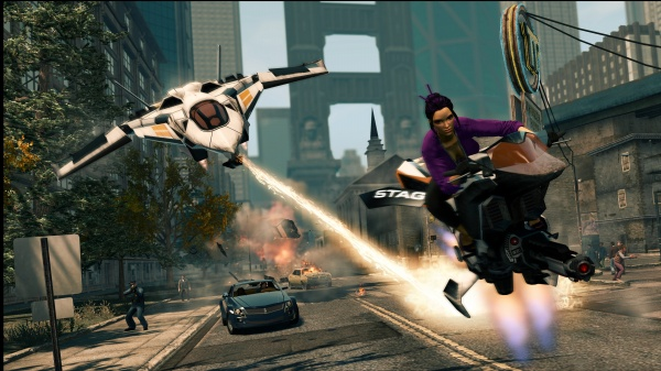 Saints Row: The Third screenshot 32