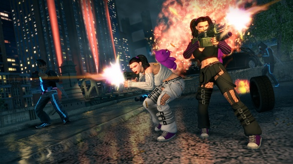 Saints Row: The Third screenshot 42