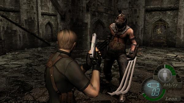 Resident Evil 4 HD screenshot 1