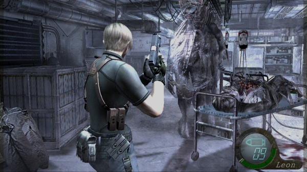 Resident Evil 4 HD screenshot 3