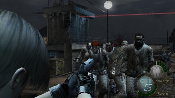 Resident Evil 4 HD screenshot 5