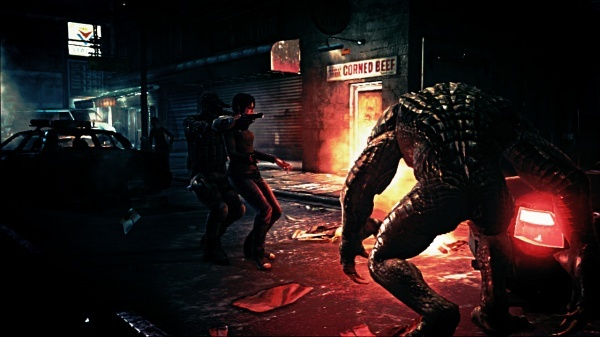 Resident Evil: Operation Raccoon City screenshot 42