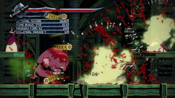 BloodRayne: Betrayal screenshot 10