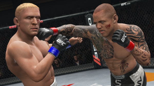 UFC Undisputed 3 screenshot 10