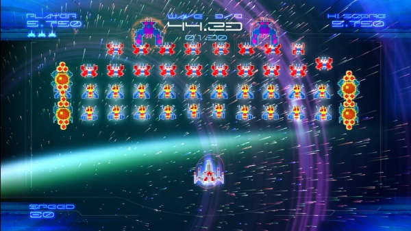 Galaga Legions DX screenshot 1