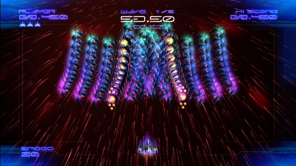 Galaga Legions DX screenshot 8