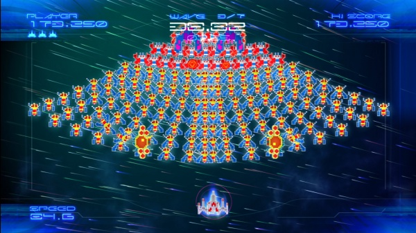 Galaga Legions DX screenshot 11