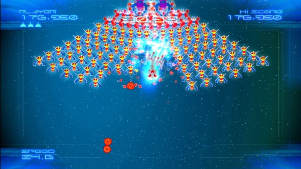 Galaga Legions DX screenshot 12