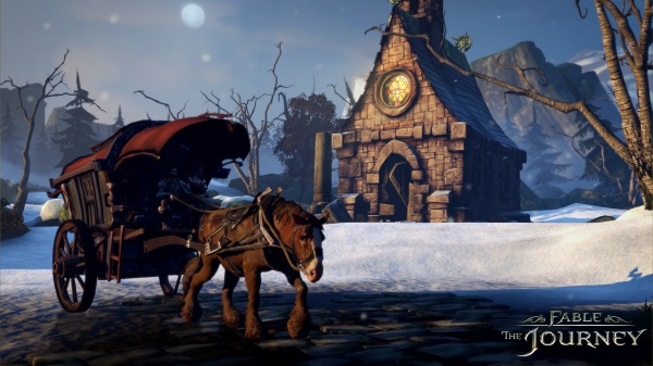 Fable: The Journey screenshot 8