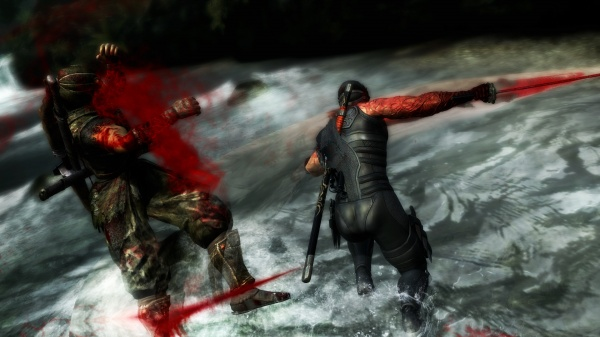 Ninja Gaiden 3 screenshot 17