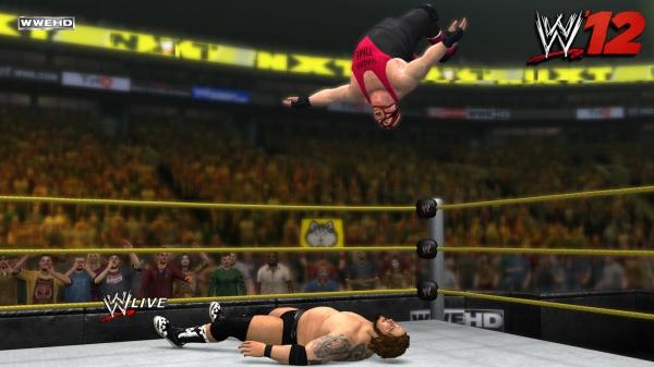 WWE '12 screenshot 54