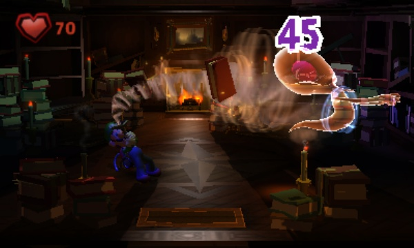 Luigi's Mansion: Dark Moon screenshot 2