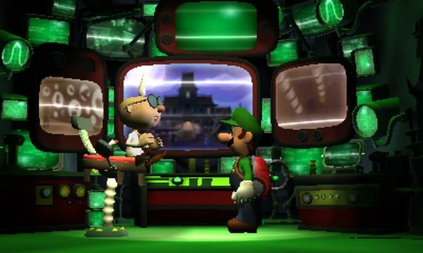 Luigi's Mansion: Dark Moon screenshot 9