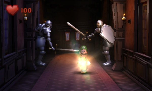 Luigi's Mansion: Dark Moon screenshot 10