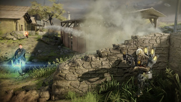Resistance 3 screenshot 4