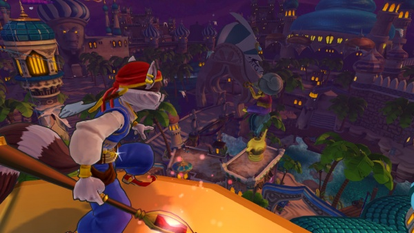 Sly Cooper: Thieves in Time screenshot 7
