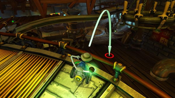 Sly Cooper: Thieves in Time screenshot 11