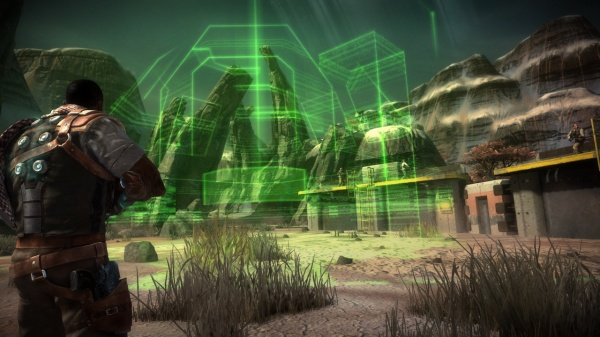 Starhawk screenshot 4