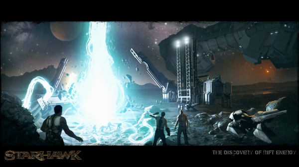Starhawk screenshot 6