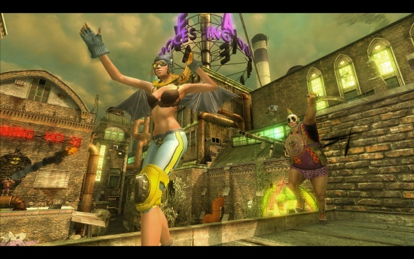 Gotham City Impostors screenshot 19