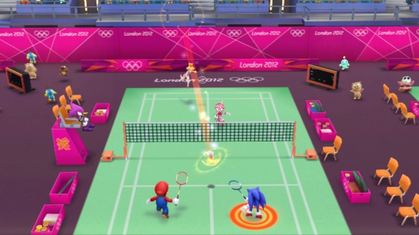 Mario & Sonic at the London 2012 Olympic Games screenshot 1