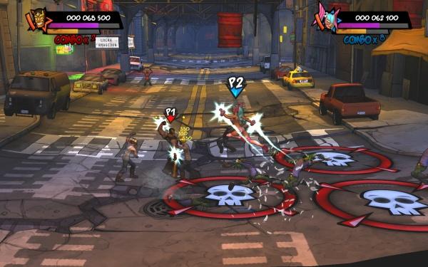 Lucha Fury screenshot 2