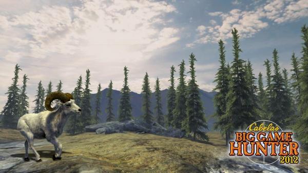 Cabela's Big Game Hunter 2012 screenshot 1
