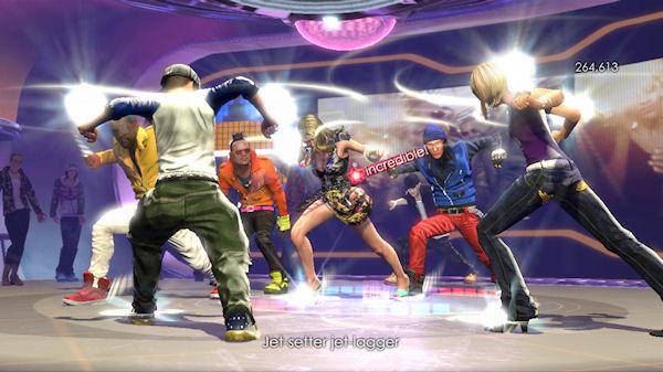 The Black Eyed Peas Experience screenshot 1