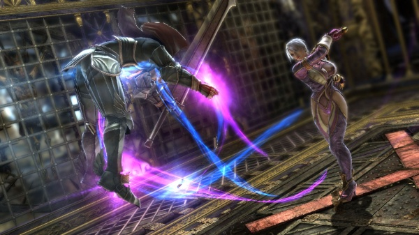 SoulCalibur V screenshot 13