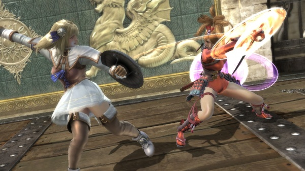 SoulCalibur V screenshot 16